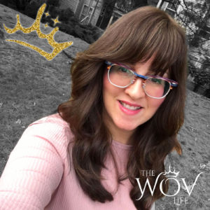 Abbey Wolin Guest on The WOV Life Podcast