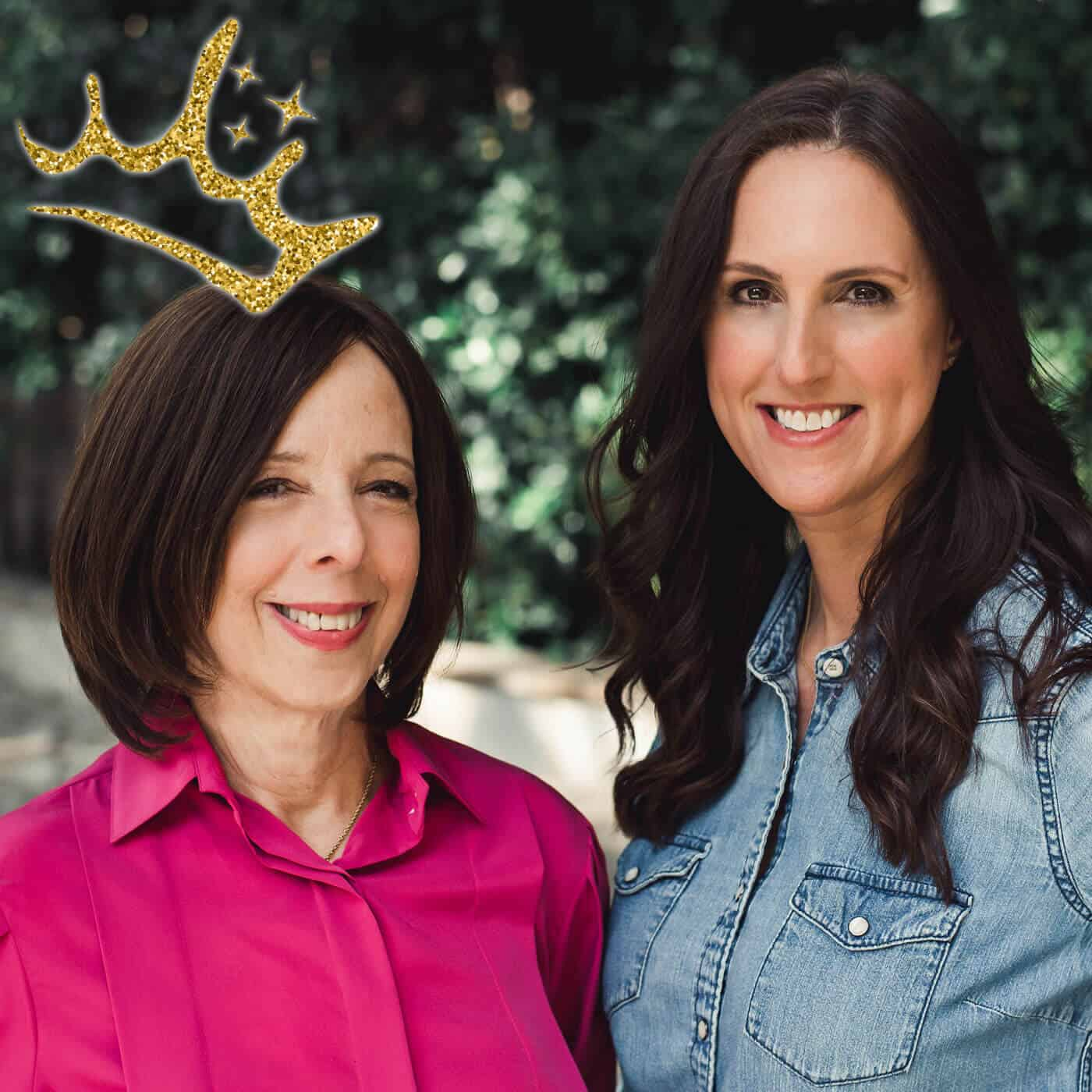 Ep. 044: Coping with Anxiety with Jill Sharfman and Dr. Andrea Moskowitz