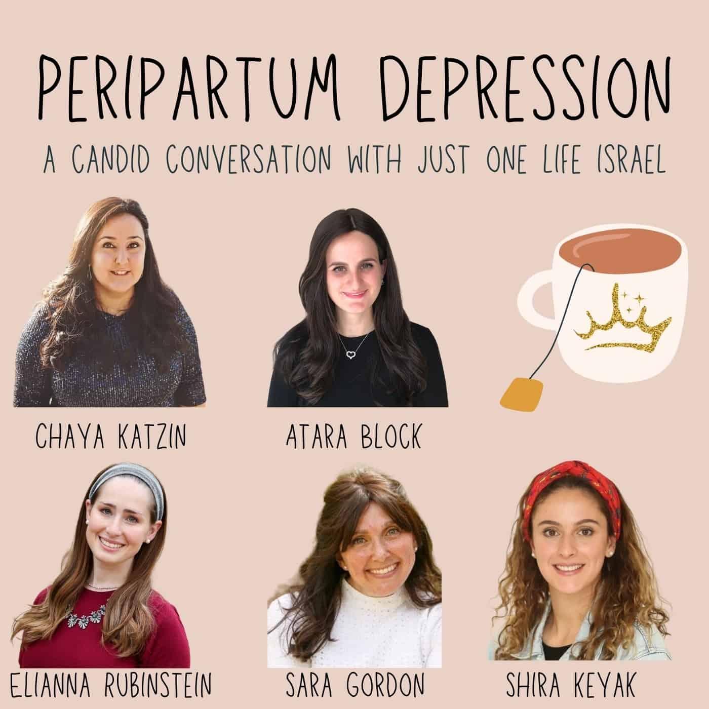 Ep. 55 Peripartum Depression a Panel Discussion